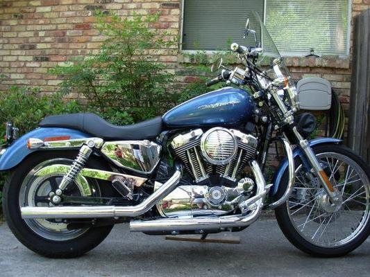the best harley davidson sportster 2006 service manual download m rh tradebit com Harley Sportster Headlight 2013 Harley Sportster 883