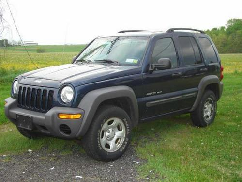Thumbnail The BEST 2003 Jeep Liberty Factory Service Manual