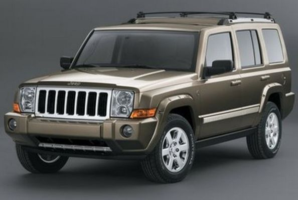 the best 2007 jeep commander factory service manual
