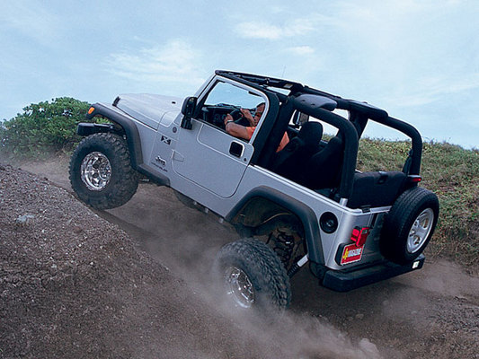 factory manuals for a 2004 jeep wrangler tj