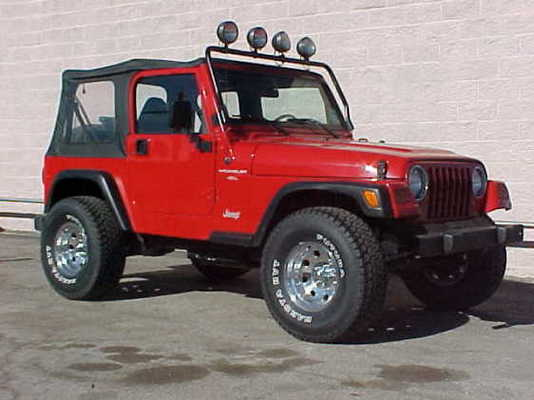 Pay for The BEST 1997 Jeep Wrangler TJ Factory Service Manual