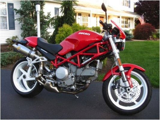 The Best 2006 Ducati Monster S2r 800 Factory Service