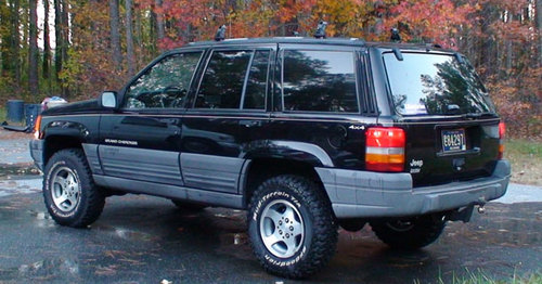 Thumbnail The BEST 1996 Jeep Grand Cherokee Factory Service Manual