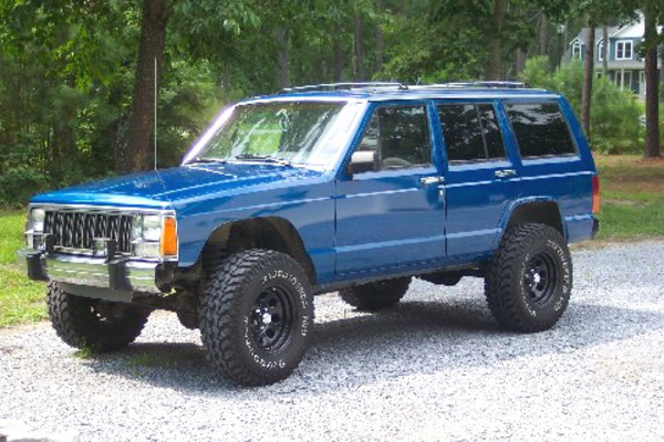 The Best 1989 Jeep Cherokee Xj Factory Service Manual