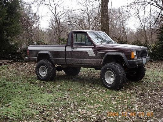 The Best 1989 Jeep Comanche Xj Factory Service Manual