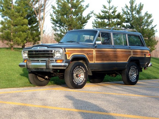 Free The BEST 1990 Jeep Grand Wagoneer Factory Service Manual Download thumbnail