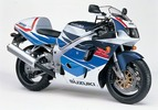 Thumbnail 1996-1999 Suzuki GSX-R750 Motorcycle Workshop Repair Service Manual - 257MB PDF!