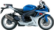 Thumbnail 2008-2009 Suzuki GSX-R600 Motorcycle Workshop Repair Service Manual