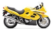 Thumbnail 2001-2002 Suzuki GSX-R600 Motorcycle Workshop Repair Service Manual