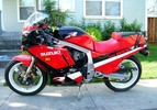 Thumbnail 1986-1988 Suzuki GSX-R1100 Motorcycle Workshop Repair Service Manual