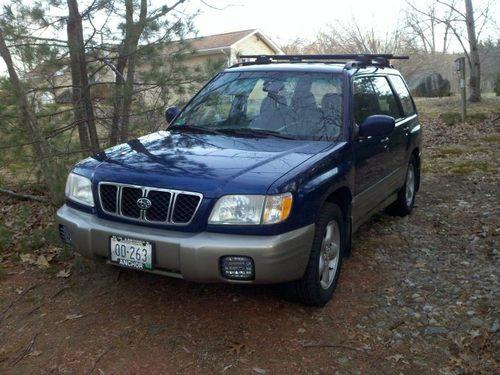 Pay for 1999-2004 Subaru Forester Workshop Repair Service Manual