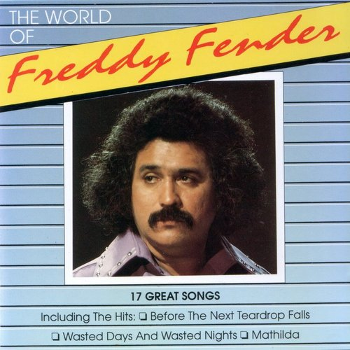 Pay for Freddy Fender 16 Greatest Hits Country Music