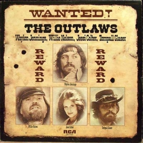 Pay for Wanted! The Outlaws !996 Waylon Jennings, Willie Nelson