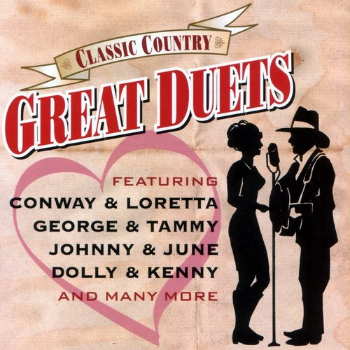 Pay for Classic Country Great Duets 2CDs Country Music