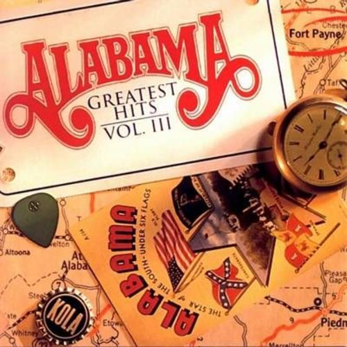 Pay for Alabama Greatest Hits Vol. 3