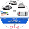 Thumbnail TESLA S Model 2012-2016 Service Repair Manual + Wiring
