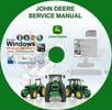 Thumbnail John Deere Service Repair Technical Manual