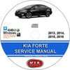 Thumbnail KIA FORTE 2014-2016 Service Repair Manual