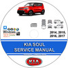 Thumbnail KIA SOUL 2014-2016 Service Repair Manual