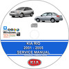 Thumbnail Kia Rio 2001 2002 2003 2004 2005 Service Repair Manual