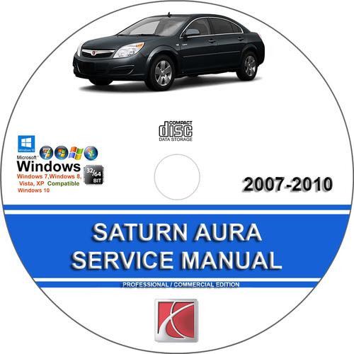 Pay for Saturn Aura 2007 - 2010 Service Repair Manual