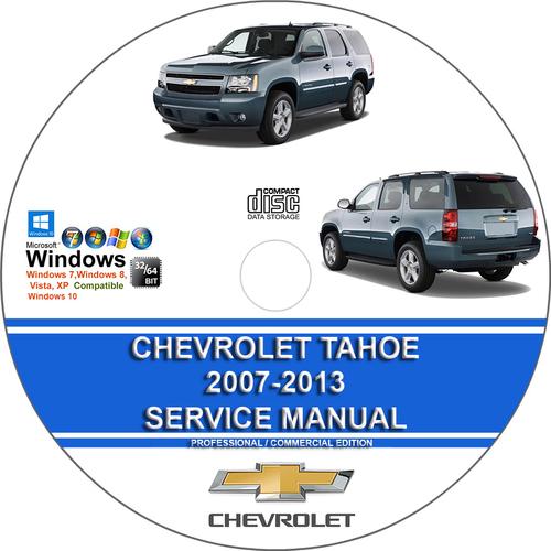 Pay for Chevrolet Tahoe 2007 - 2013 Service Repair Manual