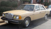 Thumbnail MERCEDES-BENZ W123 SERIES 200D,240D, 240TD, 300D, 300TD SERVICE REPAIR MANUAL 1976 to 1985 DOWNLOAD!!!