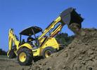 Thumbnail HYUNDAI HB90 / HB100 BACKHOE LOADER OPERATING MANUAL