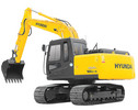 Thumbnail HYUNDAI R160LC-7 CRAWLER EXCAVATOR OPERATING MANUAL
