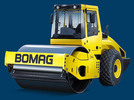 Thumbnail BOMAG BW213D-4, BW211D-4, BW211PD-4 SINGLE DRUM ROLLER MAINTENANCE AND OPERATING MANUAL