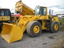 Thumbnail KOMATSU WA450-3 WHEEL LOADER OPERATION & MAINTENANCE MANUAL (S/N: A30001 and up)