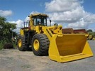 Thumbnail KOMATSU WA600-3 WHEEL LOADER OPERATION & MAINTENANCE MANUAL