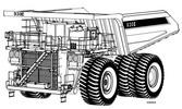 Thumbnail KOMATSU 930E-3 DUMP TRUCK OPERATION & MAINTENANCE MANUAL (S/N: A30304 - A30309)