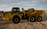 Thumbnail KOMATSU HM300-1L ARTICULATED DUMP TRUCK OPERATION & MAINTENANCE MANUAL