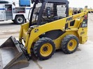 Thumbnail KOMATSU SK815-5N, SK815-5NA SKID STEER LOADER OPERATION & MAINTENANCE MANUAL