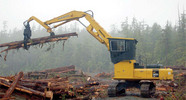 Thumbnail KOMATSU PC300LL-7E0 LOGGING EXCAVATOR OPERATION & MAINTENANCE MANUAL
