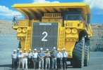 Thumbnail KOMATSU 730E DUMP TRUCK OPERATION & MAINTENANCE MANUAL (SN: A30539 & UP)