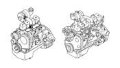 Thumbnail KOMATSU KDC 410 & 610 SERIES ENGINE TROUBLESHOOTING AND REPAIR MANUAL 1991 MODEL