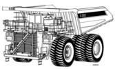 Thumbnail KOMATSU 930E-3 DUMP TRUCK SERVICE SHOP REPAIR MANUAL (S/N: A30329 - A30363)