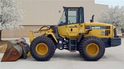 Thumbnail KOMATSU WA200-5L, WA200PT-5L WHEEL LOADER SERVICE SHOP REPAIR MANUAL