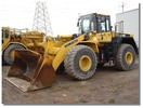 Thumbnail KOMATSU WA450-6, WA480-6 WHEEL LOADER SERVICE SHOP REPAIR MANUAL