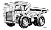 Thumbnail KOMATSU 330M DUMP TRUCK SERVICE SHOP REPAIR MANUAL
