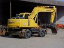 Thumbnail KOMATSU PW170ES-6 WHEELED EXCAVATOR OPERATION & MAINTENANCE MANUAL