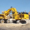 Thumbnail KOMATSU PC5500-6 HYDRAULIC SHOVEL ELECTRICAL & HYDRAULIC DIAGRAMS