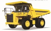 Thumbnail KOMATSU HD325-6 DUMP TRUCK OPERATION & MAINTENANCE MANUAL (S/N: 5718 and up)