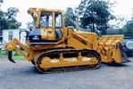Thumbnail KOMATSU D75S-5 CRAWLER LOADER OPERATION & MAINTENANCE MANUAL (S/N: 16591 and up)