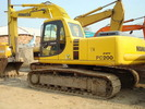 Thumbnail KOMATSU PC200Z-6 HYDRAULIC EXCAVATOR OPERATION & MAINTENANCE MANUAL (S/N: C10568 and up)