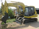 Thumbnail KOMATSU PC60-7 HYDRAULIC EXCAVATOR OPERATION & MAINTENANCE MANUAL (S/N: 58001 and up)