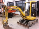 Thumbnail KOMATSU PC20MRx-1 HYDRAULIC EXCAVATOR OPERATION & MAINTENANCE MANUAL (S/N: 13055 and up)