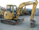 Thumbnail KOMATSU PC40MRx-1, PC45MRx-1 HYDRAULIC EXCAVATOR OPERATION & MAINTENANCE MANUAL (S/N: 3938 and up, 2042 and up)